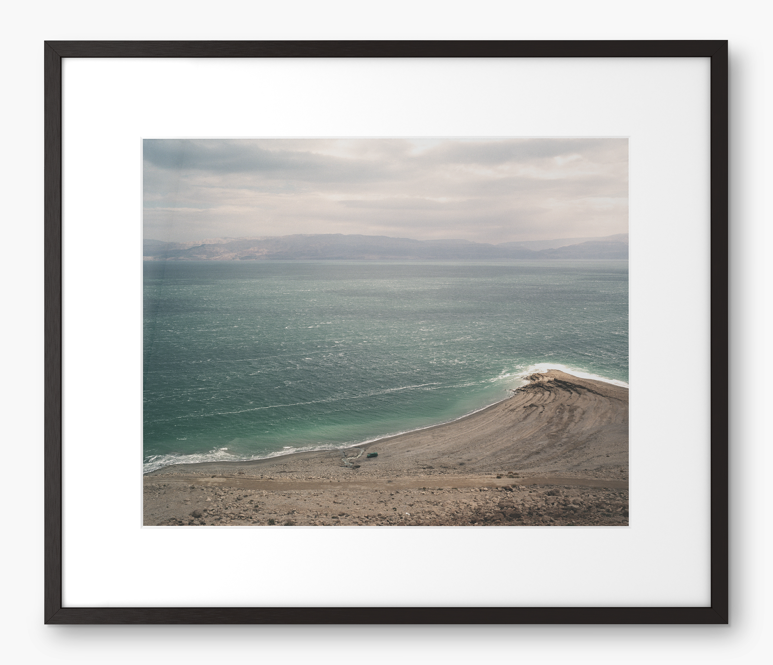 framed print with the white mat passe partout black frame type 20x28 mm print size 60 x 50 cm photography by bart silvia pogoda